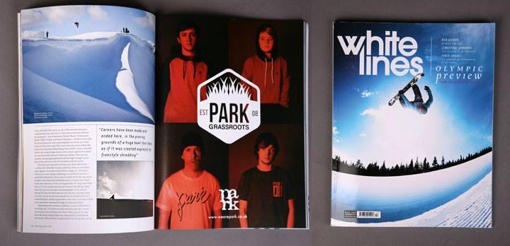 White Lines Magazine